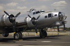 Fortaleza del vuelo B-17 Imagen de archivo