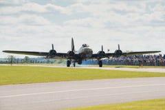 Fortaleza del vuelo B17 Imagen de archivo