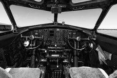 Fortaleza del vuelo de Boeing B-17 Imagen de archivo
