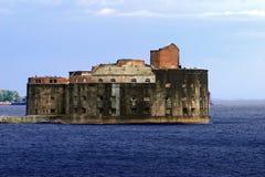 Fortaleza destruida Fotos de archivo
