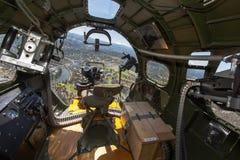 Fortaleza do voo de Boeing B-17 Fotografia de Stock