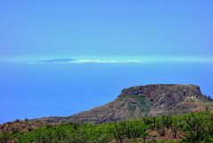 Fortaleza and El Hierro Royalty Free Stock Photos