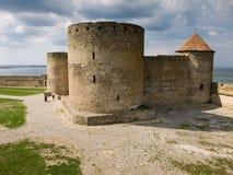Fortaleza en Belgorod-Dnestrovskiy imágenes de archivo libres de regalías