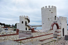 Fortaleza en Bulgaria Imagen de archivo