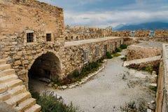 Fortaleza en Ierapetra imágenes de archivo libres de regalías