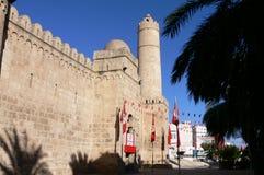 Fortaleza en Sousse Foto de archivo libre de regalías
