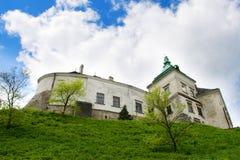 Fortaleza en Ucrania Imágenes de archivo libres de regalías