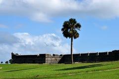 Fortaleza española Imagenes de archivo