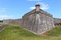 Fortaleza española Fotos de archivo libres de regalías