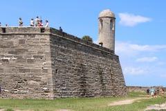 Fortaleza española Imagen de archivo libre de regalías