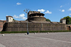 Fortaleza Florencia, Italia del Basso de Fortezza DA Fotos de archivo