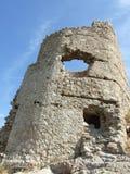 Fortaleza Genoese antigua Fotografía de archivo libre de regalías