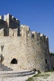 Fortaleza Grecia de Bourtzi Fotografía de archivo