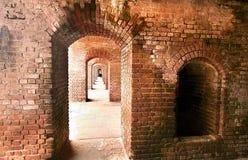 Fortaleza histórica imagenes de archivo