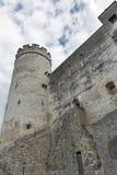 Fortaleza Hohensalzburg em Salzburg, Áustria Foto de Stock
