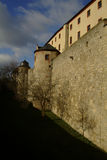 Fortaleza interna de Marienberg (castelo), Wurzburg, Baviera, Alemanha Fotos de Stock