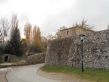 Fortaleza Kastel, Banja Luka Fotografia de Stock