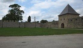 Fortaleza Kastel en Banja Luka fotos de archivo libres de regalías