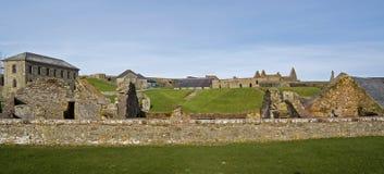 Fortaleza Kinsale de Charles fotografía de archivo