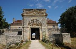 Fortaleza Médoc en Cussa foto de archivo