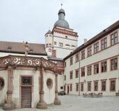Fortaleza Marienberg Imagen de archivo libre de regalías