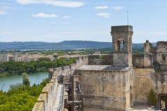 Fortaleza medieval Foto de archivo