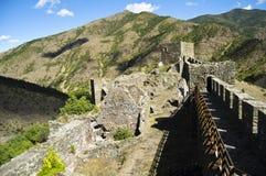 Fortaleza medieval Imagen de archivo libre de regalías