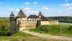 Fortaleza medieval Fotografía de archivo libre de regalías