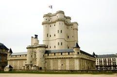 Fortaleza medieval de Paris Fotografia de Stock Royalty Free
