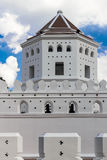 Fortaleza medieval del fuerte en Bangkok Tailandia Imagenes de archivo