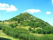Fortaleza medieval Koznik imagen de archivo