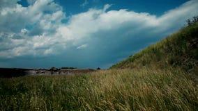 Fortaleza militar antigua de Kronstadt del fuerte RIF almacen de video