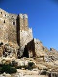Fortaleza Misyaf - um lembrete das cruzadas Foto de Stock Royalty Free