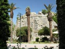 Fortaleza Neratzia del bastión Fotografía de archivo libre de regalías