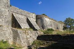 Fortaleza nova, Kerkira, Corfu Fotos de Stock
