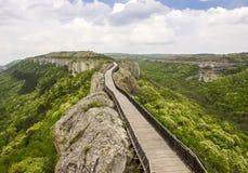Fortaleza Ovech Bulgária Fotos de Stock