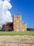 Fortaleza Ozama fortress, Santo Domingo Stock Photo