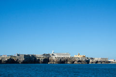 Fortaleza of Peniche - Portugal Royalty Free Stock Photography