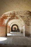 Fortaleza Pulaski Fotografía de archivo libre de regalías