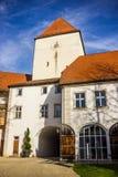 Fortaleza que foi fundada em 1219, Passau, Alemanha fotos de stock royalty free