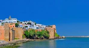 Fortaleza Rabat de la ciudad fotos de archivo libres de regalías