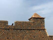 Fortaleza Real de Sao Filipe, Cidade Velha, Santiago, Cap Vert Photos libres de droits