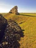 Fortaleza romana Imágenes de archivo libres de regalías