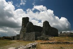 Fortaleza Rosafa, Albania Fotografía de archivo libre de regalías