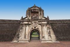 Fortaleza Santiago Imagenes de archivo