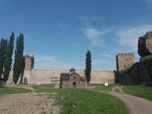 Fortaleza Smederevo Fotografía de archivo