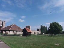 Fortaleza Smederevo Fotos de archivo libres de regalías