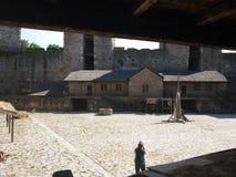 Fortaleza Smederevo Imágenes de archivo libres de regalías