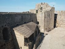 Fortaleza Smederevo Fotos de archivo