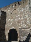 Fortaleza Smederevo Fotografía de archivo libre de regalías